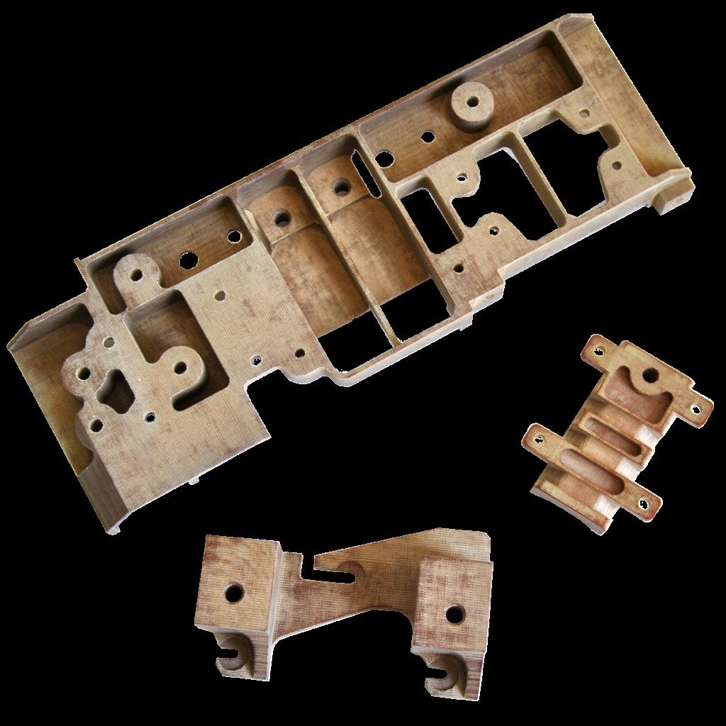piece plastique aeronautique