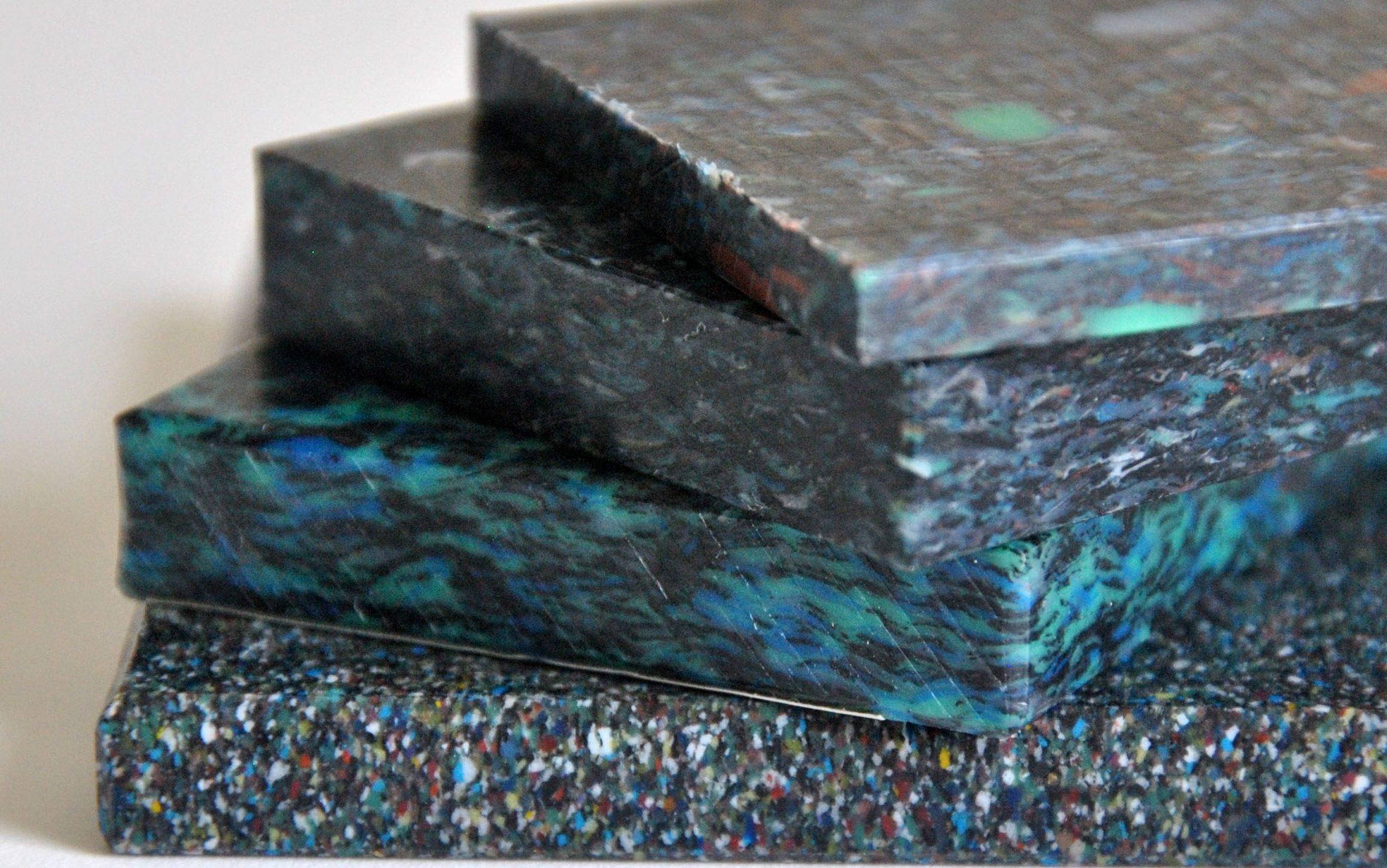 matériaux confetti