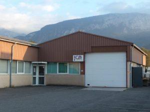 icm industrie distribution Thyez